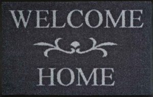 Welcome Home / Tapis anti-salissures 50 x 75 cm Wash & Dry (ref. 10213)