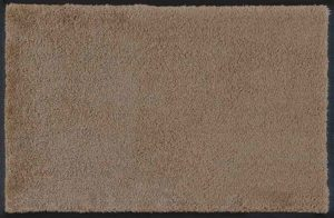 Tapis Taupe / Tapis anti-salissures Wash & Dry (ref. 10219i)