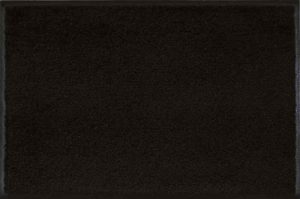 Tapis Noir / Tapis anti-salissures Wash & Dry (ref. 10223i)