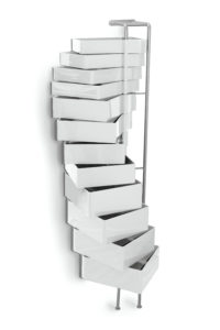 Spinny B-Line / Rangement mural à tiroirs B-Line (ref. 10304i)