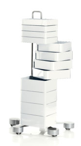 Spinny B-Line / Caisson à tiroirs sur roulettes B-Line (ref. 10307i)