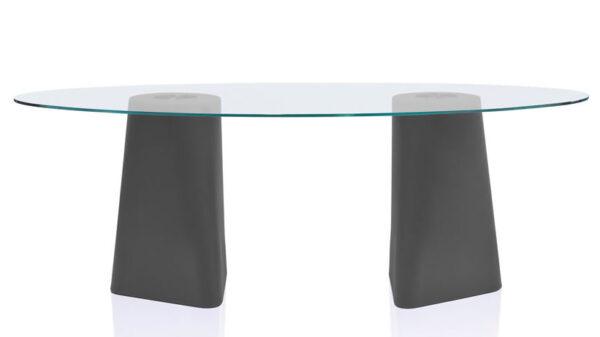 Adam / Table ovale L200 cm B-Line (ref. 10347i)