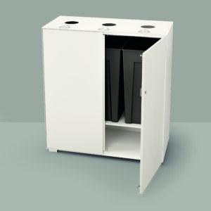 Primo Recycling Unit / Armoire tri sélectif Dieffebi (ref. 10580i)