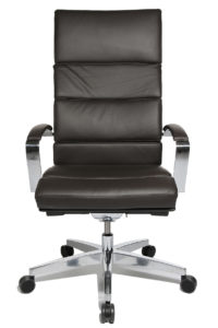 LEAN ON 7 / Fauteuil de direction en cuir Topstar (ref. 10658)