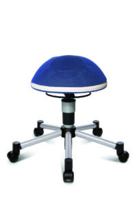 Sitness junior half ball / Tabouret ergonomique Topstar (ref. 10663i)