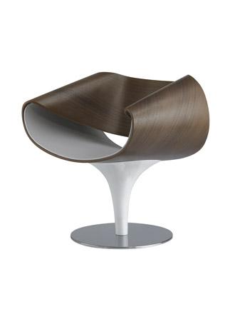 Perillo / Fauteuil Lounge design Zuco (ref. 10716i)