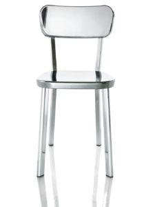 Déjà-vu / Chaise en aluminium Magis (ref. 10794)