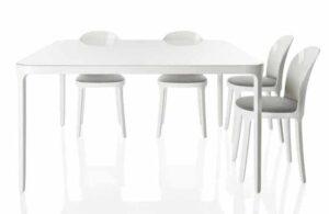 Vanity / Table en verre et aluminium 180 cm Magis (ref. 10799)