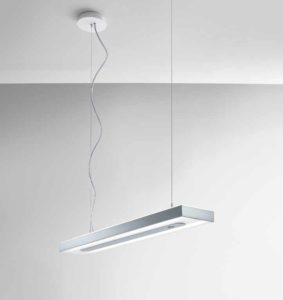 Linea / Suspension à LED Aluminium Nyx by Karboxx (ref. 10945)