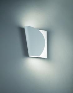 Turn Me / Applique murale à LED Blanc Karboxx (ref. 10984)