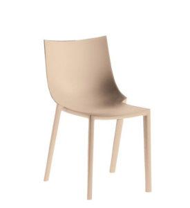 Bo Driade / Chaise design empilable Driade (ref. 11266i)