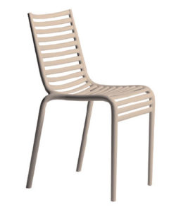 PIP-e / Chaise design empilable Driade (ref. 11271i)