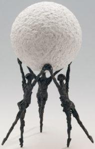 L'union fait la force / Sculpture Ars mundi (ref. 11430)