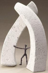 Nouvelles dimensions / Sculpture Ars mundi (ref. 11431)