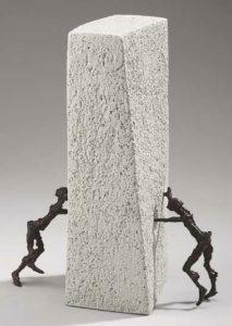 Réussite / Sculpture Ars mundi (ref. 11434)
