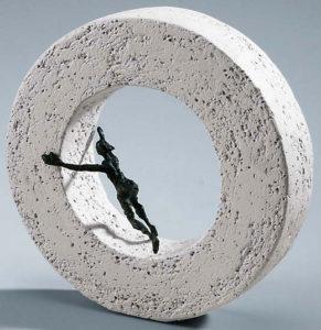Bouger de l'intérieur / Sculpture Ars mundi (ref. 11439)