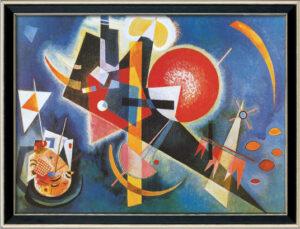 Wassily Kandinsky / Reproduction Ars mundi (ref. 11445)