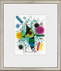 Joan Miro / Reproduction Ars mundi (ref. 11457)