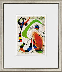Joan Miro / Reproduction Ars mundi (ref. 11459)
