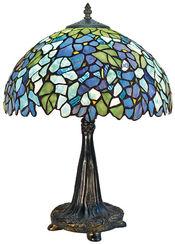 Louis C. Tiffany / Lampe réplique d'art Ars mundi (ref. 11468)