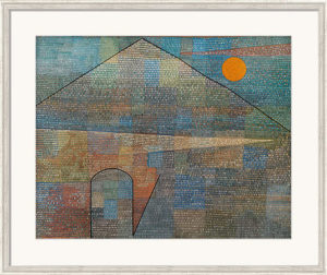 Paul Klee - Ad Parnassum / Reproduction Ars mundi (ref. 11481)