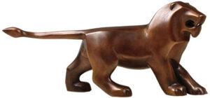 """""""Petit Lion"""" / Sculpture Ars mundi (ref. 11497)"""
