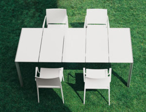 Matrix Outdoor / Table 200 x 86 cm Pedrali (ref. 11516)