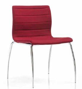 Miss / Chaise visiteur 4 pieds Diemme (ref. 11578)