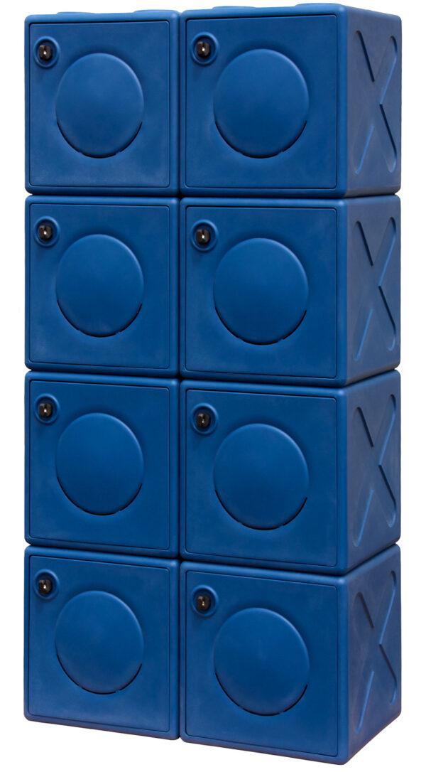 OonCub / Casier vestiaire empilable 45 x 45 cm OonCub (ref. 11634i)
