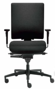 @Just Operator / Fauteuil avec accoudoirs Dauphin (ref. 11690)