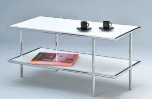 U.F.O. 94 / Table basse rectangulaire D-TEC (ref. 11840i)