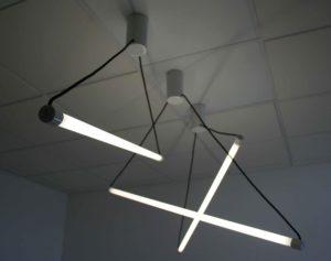Leuchstoff / Suspension Idée Design Licht (ref. 11883)