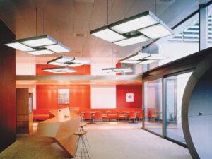 Quadra PL Segment / Suspension Idée Design Licht (ref. 11892)