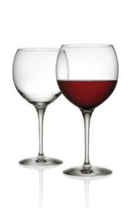 Mami XL / Verre à vin rouge x 12 Stefano Giovannoni Alessi (ref. 11955)