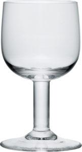 Glass Family / Verre à pied x 12 Jasper Morrison Alessi (ref. 11963)