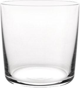 Glass Family / Verre à eau-long drink x 12 Jasper Morrison Alessi (ref. 11964)