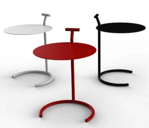T-table / Table d'appoint pour tablette Lourens Fisher (ref. 12234i)