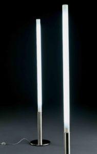 Teda / Lampadaire tube Design Oluce (ref. 12273)