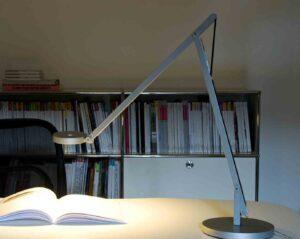 String / Lampe de bureau design à Led Rotaliana (ref. 12283i)
