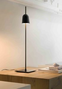 Ascent / Lampe de table LED avec variateur Luceplan (ref. 12315)