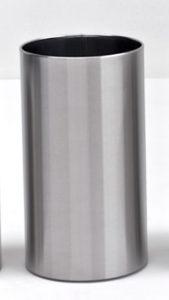 Pieno / Corbeille à papier 24 L Inox brossé G-Line Pro (ref. 12746)