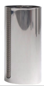 Pieno / Porte-parapluie 24 L Inox poli G-Line Pro (ref. 12756)