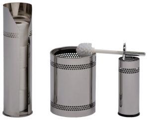 Scopinox / Accessoires WC en Inox 3 pièces G-Line Pro (ref. 12757)
