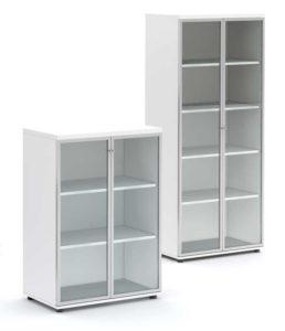 Crystal Mdd / Armoire portes vitrées mdd (ref. 13050i)