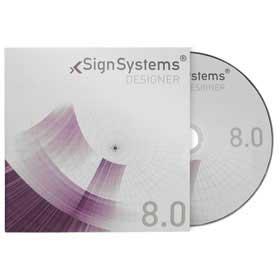 Signs / Logiciel graphique pour signalétique SignSystems (ref. 13076)
