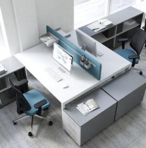 Ogi y - Bureaux opératifs et rangements