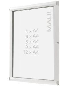 MaulSC3000 / Vitrine d'affichage extérieur-intérieur format Maul (ref. 13419i)