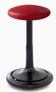 Ongo Classic tall / Tabouret ergonomique similicuir 55-77 cm Ongo (ref. 13646i)