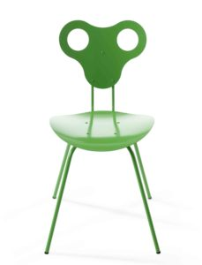 Halo / Chaise design 4 pieds Artifort (ref. 13712i)