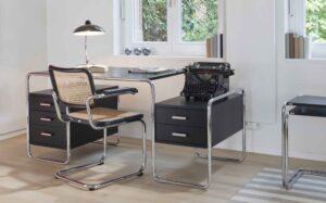 S 285 - Bureaux Design Thonet - Marcel Breuer